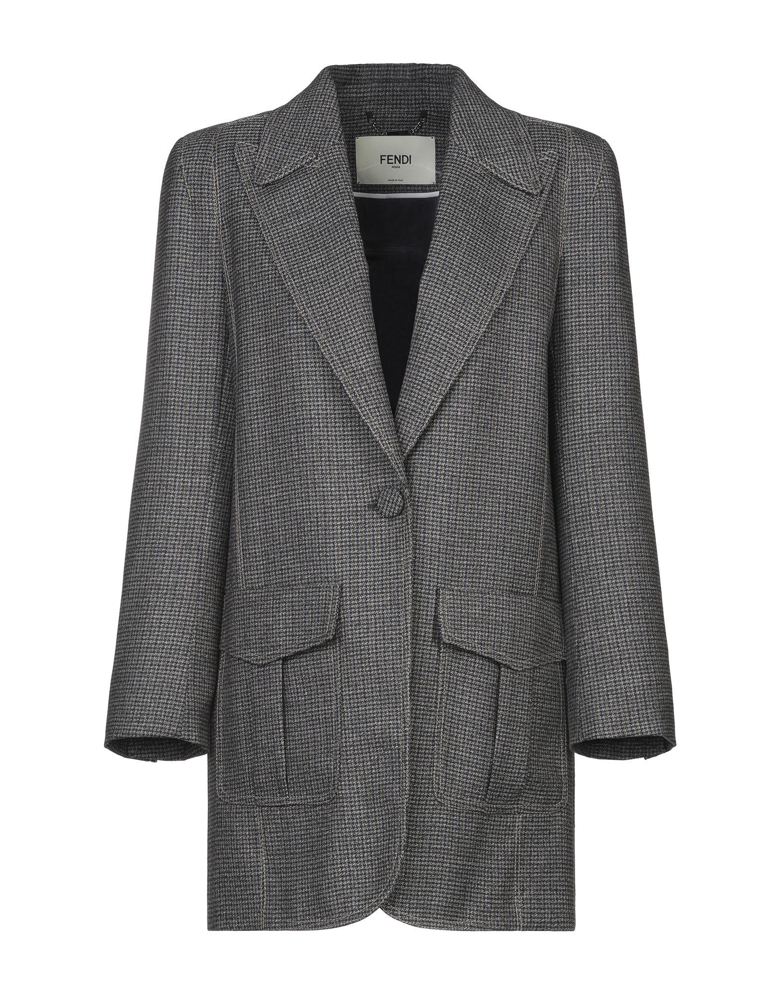 FENDI Пальто fendi пальто
