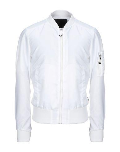 Купить Мужскую куртку  белого цвета