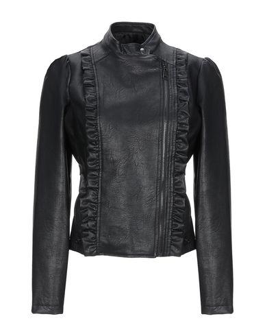 Фото - Женскую куртку KORALLINE черного цвета