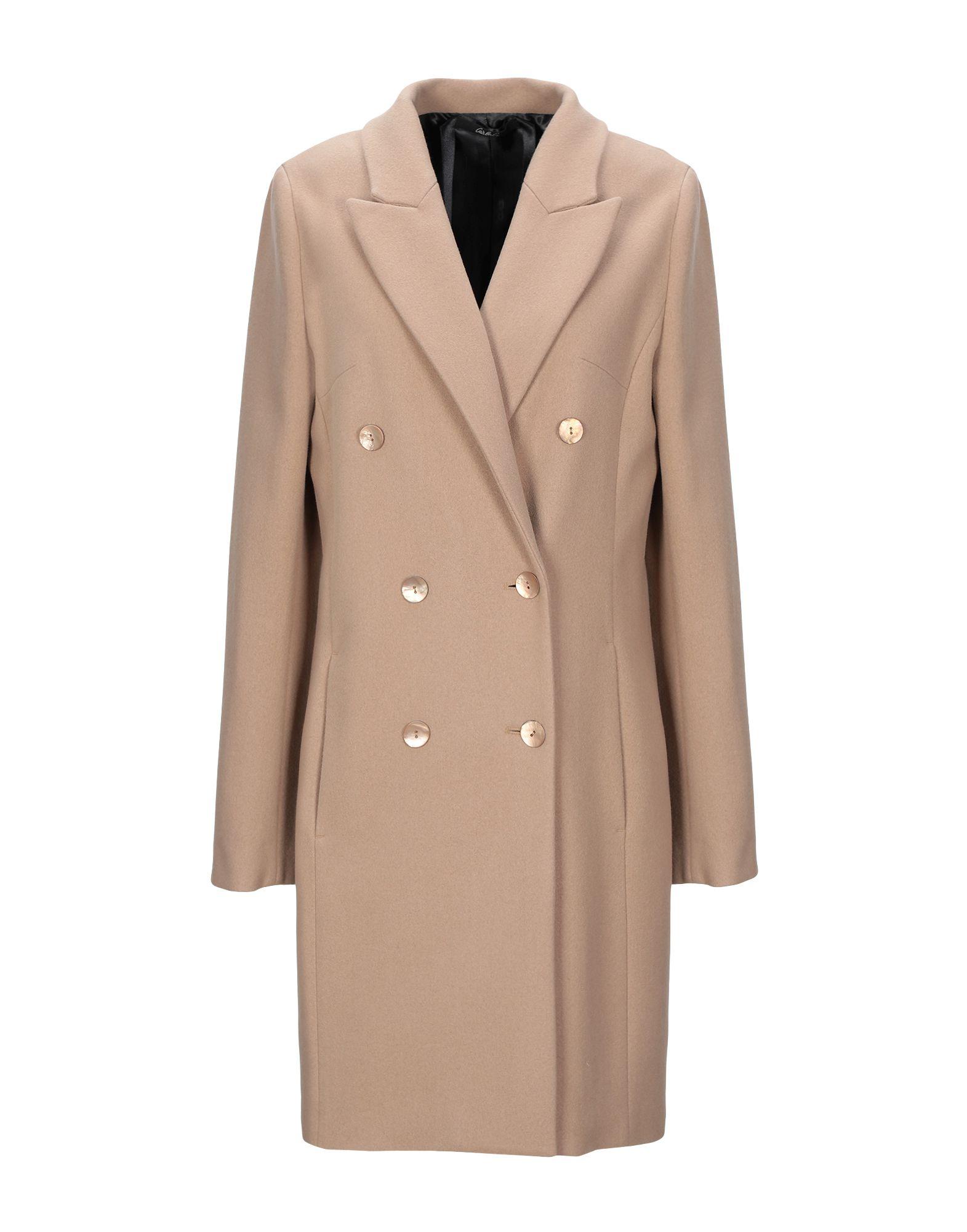 купить CARLA G. Пальто дешево