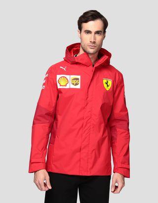 Scuderia Ferrari Online Store - 法拉利车队 2019 复刻版男士夹克 - 雨衣