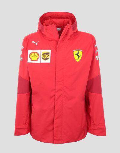 Scuderia Ferrari Online Store - Scuderia Ferrari 2019 Replica men's jacket -