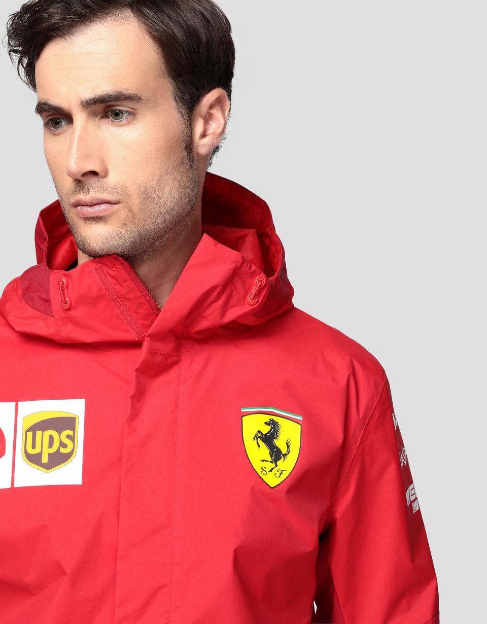 Scuderia Ferrari Online Store - Scuderia Ferrari 2019 Replica men's jacket - Raincoats