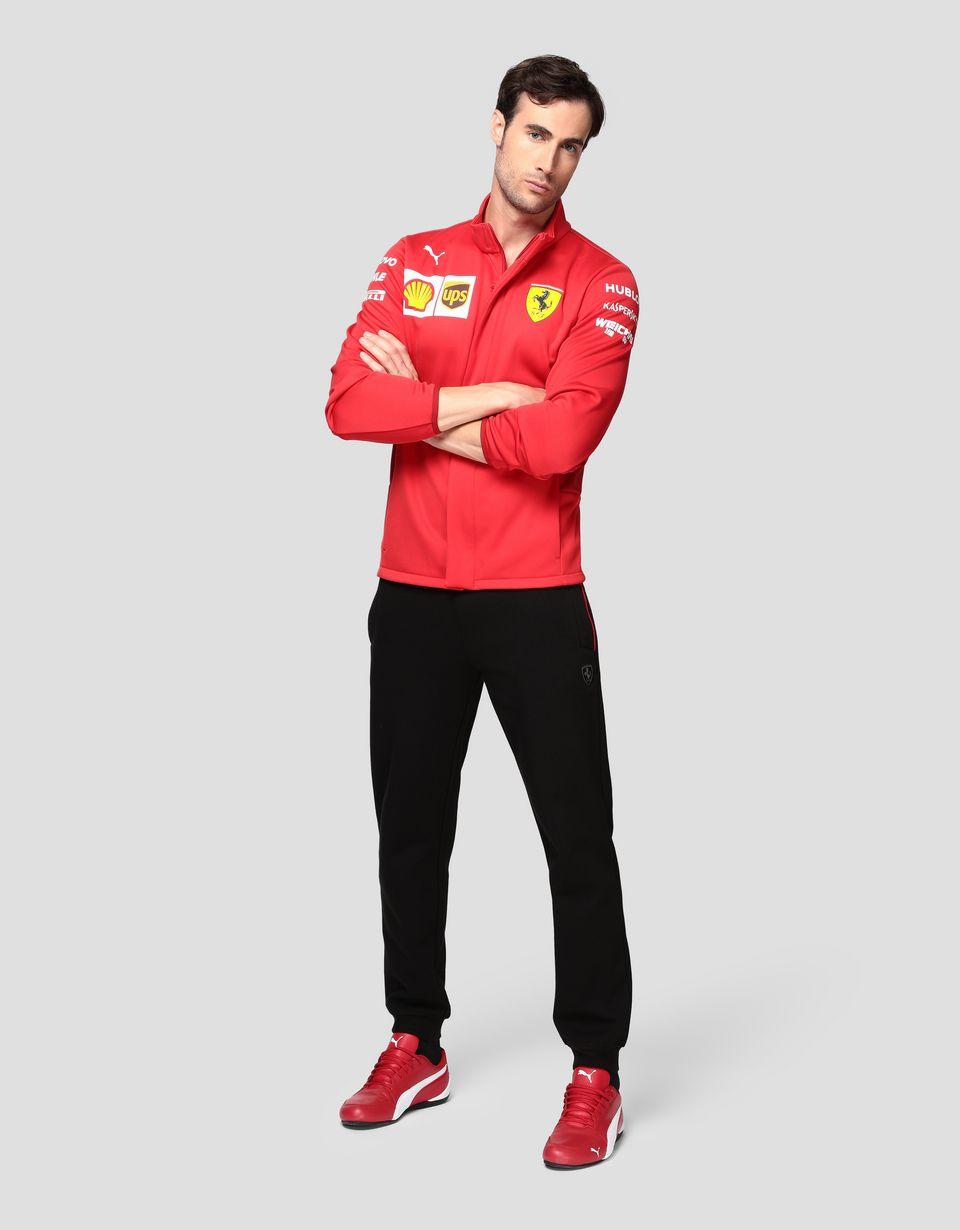 Scuderia Ferrari Online Store - Scuderia Ferrari Replica 2019 Softshell jacket - Bombers & Track Jackets