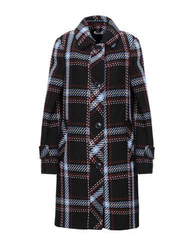 Купить Женское пальто или плащ LE COEUR TWINSET темно-синего цвета