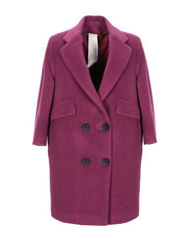 Купить Женское пальто или плащ  розовато-лилового цвета