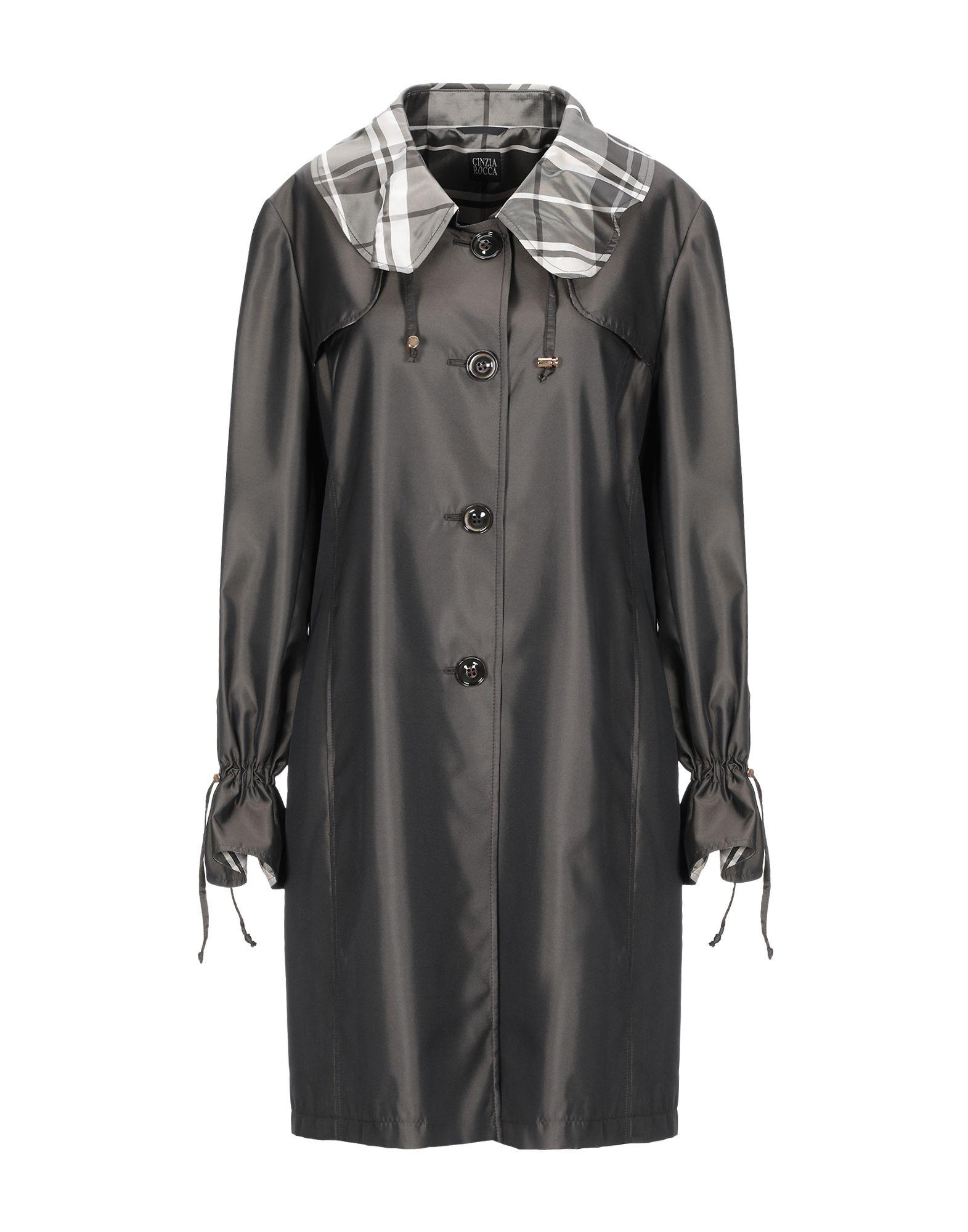 CINZIA ROCCA Легкое пальто пальто cinzia rocca пальто длинные
