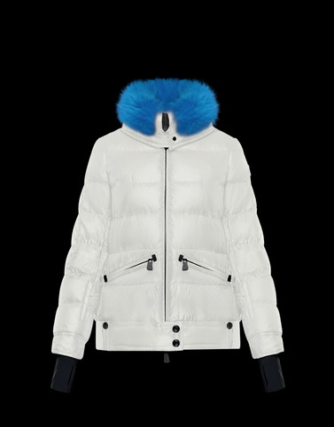 ARABBA Ivory Short Down Jackets