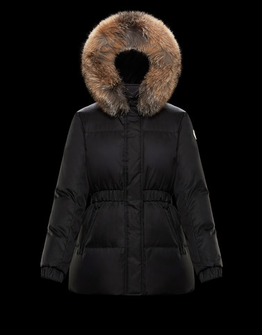 FATSIANFUR Black View all Outerwear