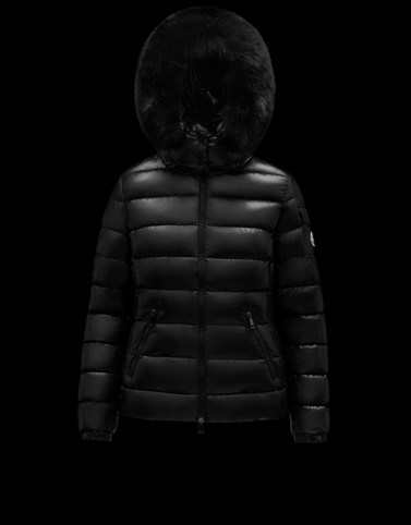 BADYFUR Black Category Outerwear Woman