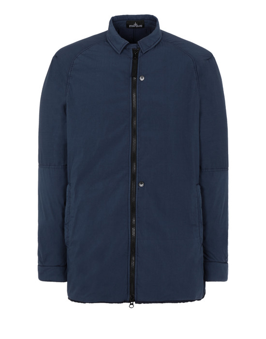 STONE ISLAND SHADOW PROJECT LIGHTWEIGHT JACKET Q0505 INSULATED STRETCH SHIRT