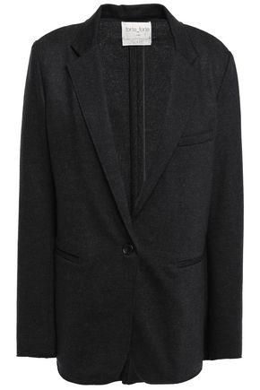 FORTE_FORTE Wool-jersey blazer