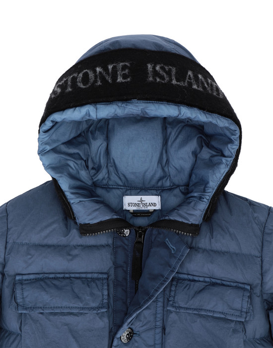 41916350ns - COATS & JACKETS STONE ISLAND JUNIOR