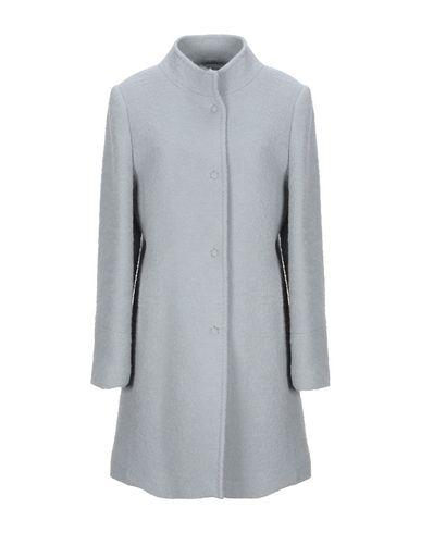 Фото - Женское пальто или плащ ANCONA® светло-серого цвета