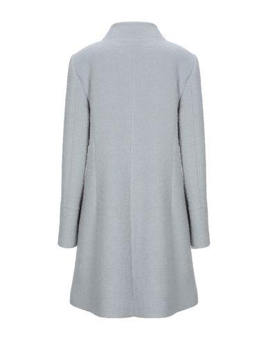 Фото 2 - Женское пальто или плащ ANCONA® светло-серого цвета