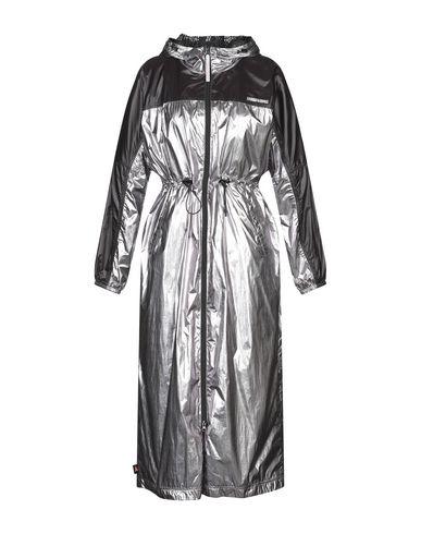 Купить Легкое пальто серебристого цвета