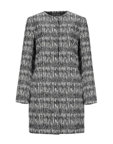 Фото - Женское пальто или плащ GIORGIO GRATI черного цвета