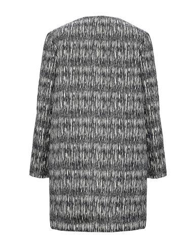Фото 2 - Женское пальто или плащ GIORGIO GRATI черного цвета
