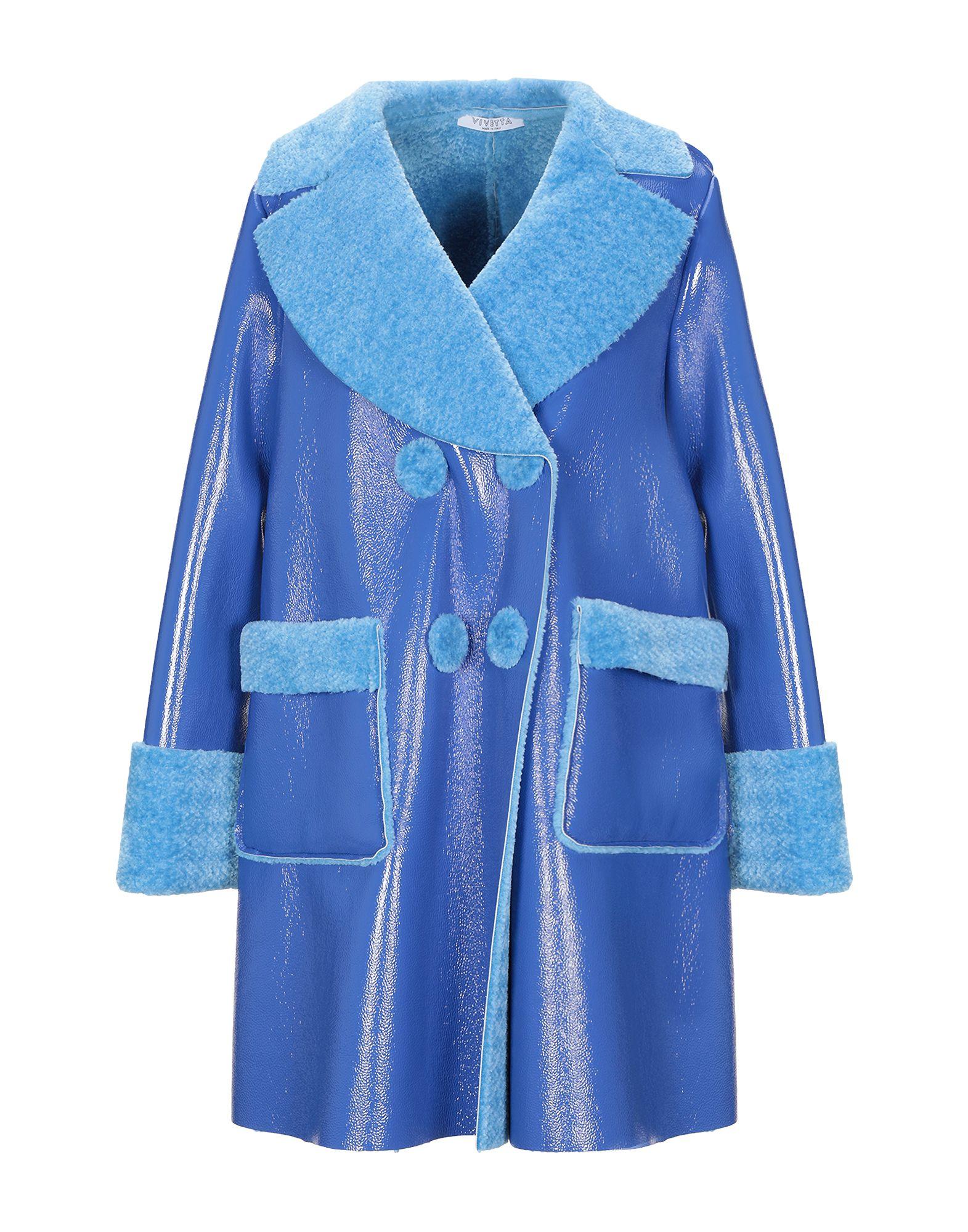 VIVETTA Пальто vivetta легкое пальто
