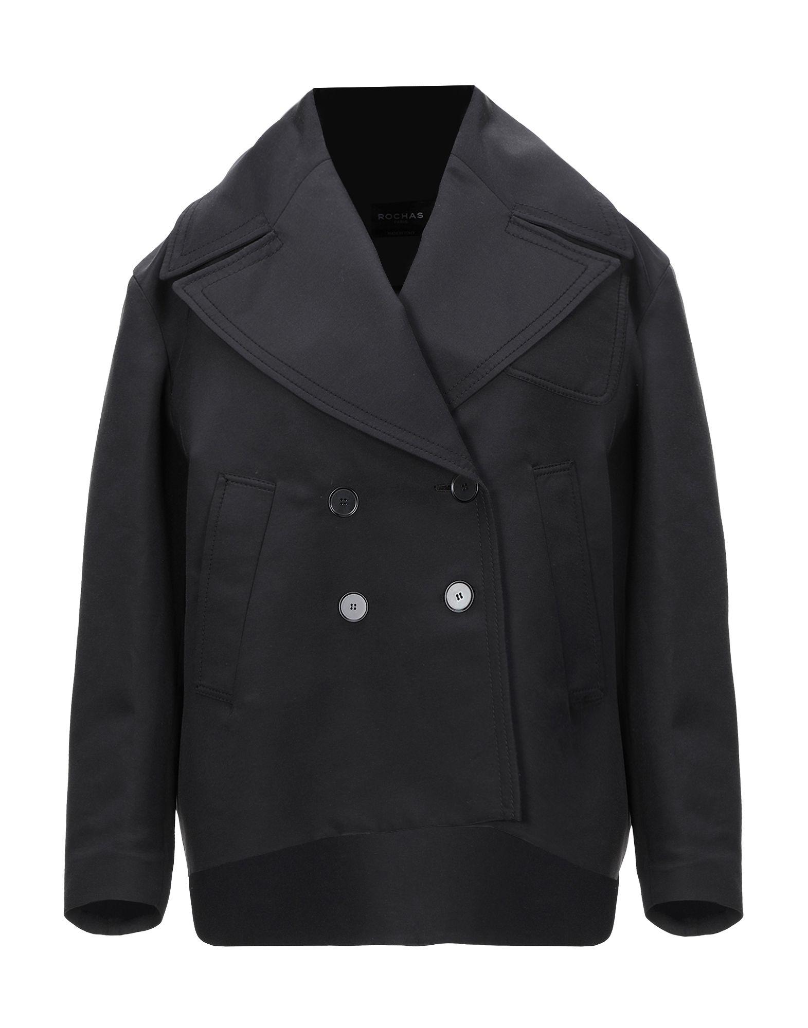 ROCHAS Пальто пальто rochas пальто