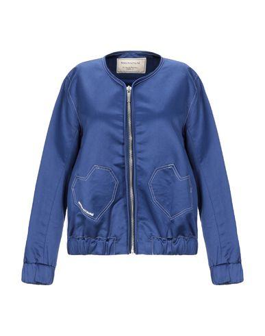 Купить Женскую куртку MAISON KITSUNÉ синего цвета