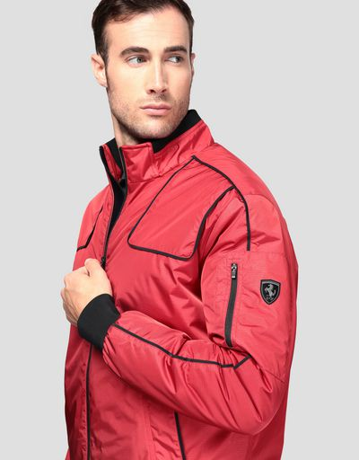 CARBONX men's bomber