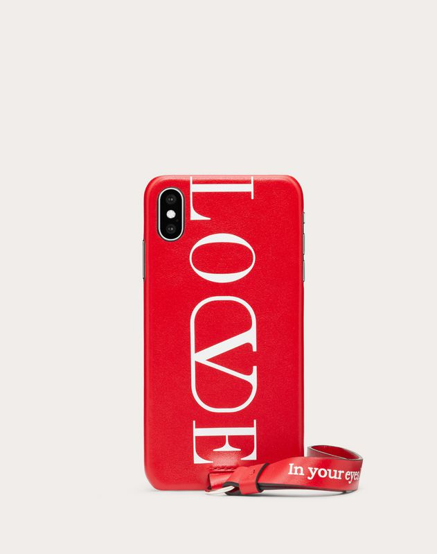 iphone xs coque love