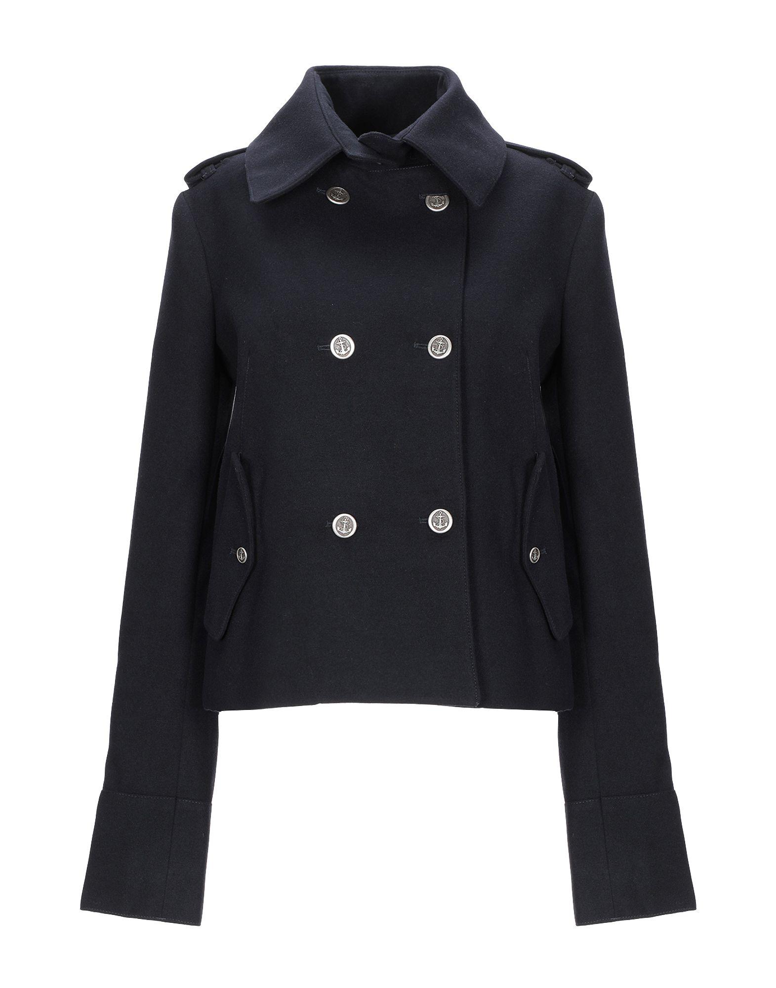 MELTIN POT Пальто meltin pot пиджак