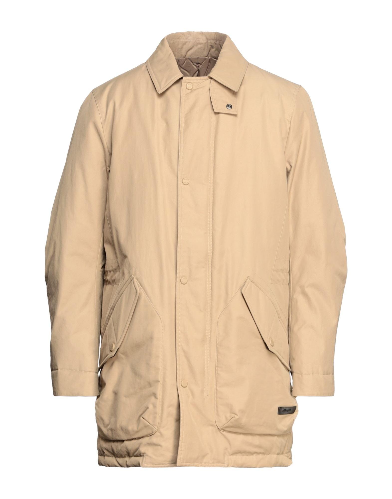 Allegri Overcoats In Beige