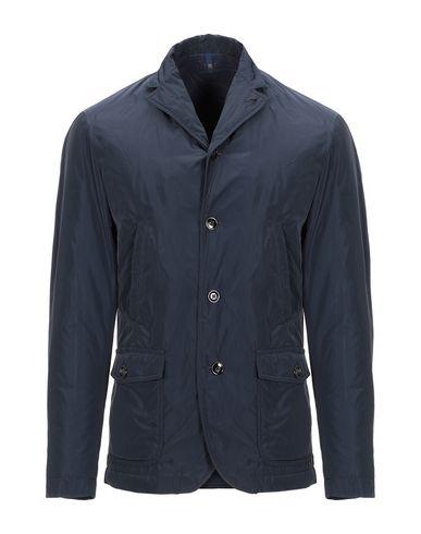 Купить Мужскую куртку DOMENICO TAGLIENTE темно-синего цвета