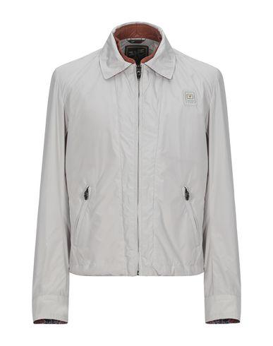 Купить Мужскую куртку  светло-серого цвета