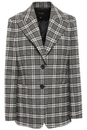 MAJE Tweed blazer
