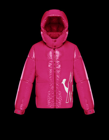 FRIESIAN Fuchsia Category Outerwear Woman