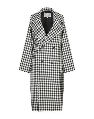Купить Женское пальто или плащ MACKINTOSH черного цвета