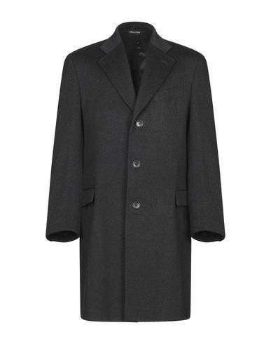 Купить Мужское пальто или плащ  цвет стальной серый
