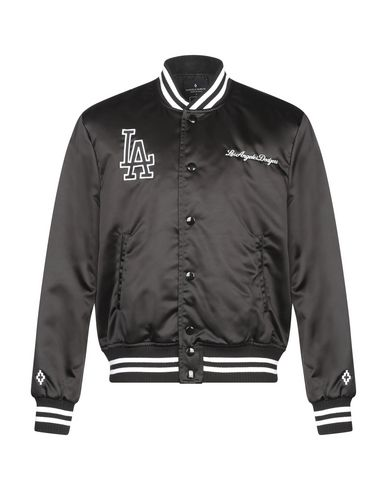 Купить Мужскую куртку MARCELO BURLON черного цвета