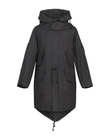 Фото - Мужское пальто или плащ DANILO PAURA черного цвета