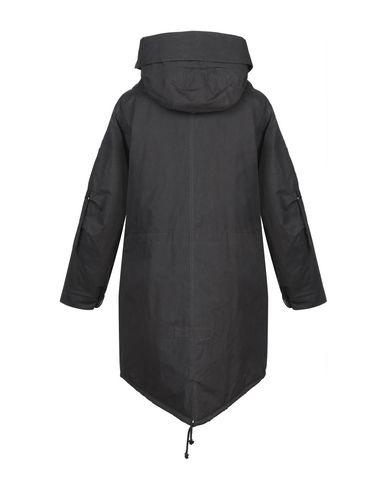 Фото 2 - Мужское пальто или плащ DANILO PAURA черного цвета