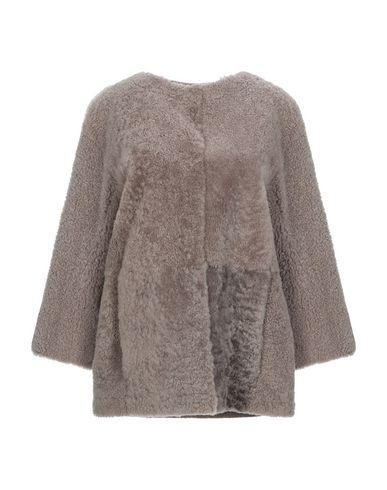 Купить Женскую куртку FABIANA FILIPPI цвет голубиный серый