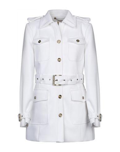 Фото - Женское пальто или плащ  белого цвета