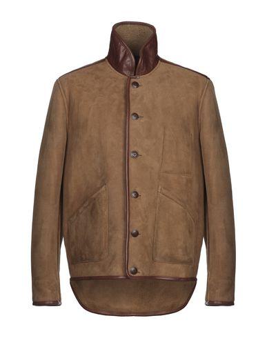 Купить Мужское пальто или плащ YMC YOU MUST CREATE коричневого цвета