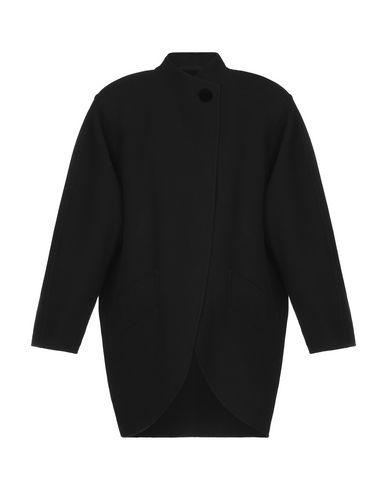 Купить Женское пальто или плащ  черного цвета