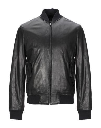 Купить Мужскую куртку MICHAEL KORS MENS черного цвета