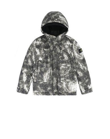 STONE ISLAND JUNIOR Jacket Man 41335 LINO RESINATO WATRO f