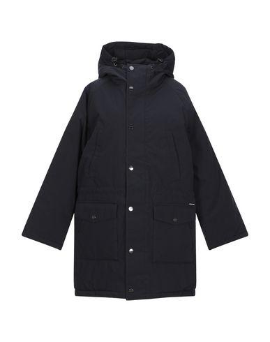 Фото - Женскую куртку CARHARTT темно-синего цвета