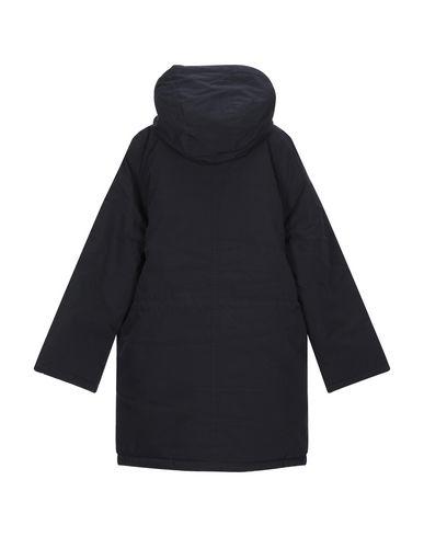 Фото 2 - Женскую куртку CARHARTT темно-синего цвета