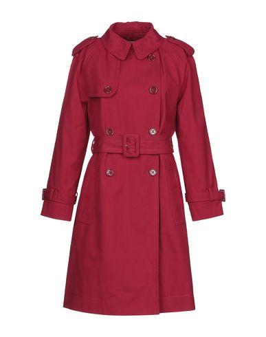 Купить Легкое пальто красного цвета