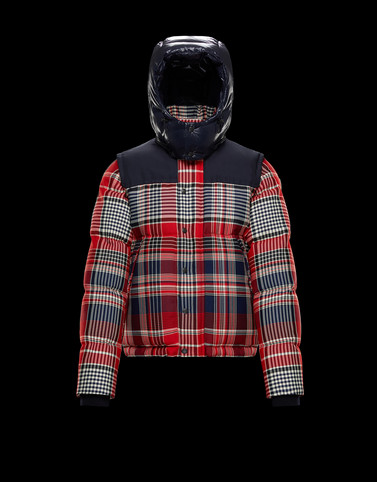 KERLEO Red Category Outerwear Man