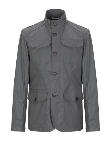 Фото - Мужскую куртку DIMATTIA серого цвета