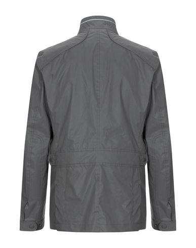 Фото 2 - Мужскую куртку DIMATTIA серого цвета